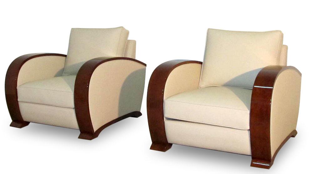 fauteuil art dco paris - Fauteuil Art Deco