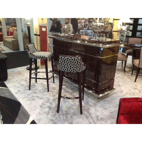 Mobilier art d co meubles sur mesure hifigeny for Meuble bar exotique