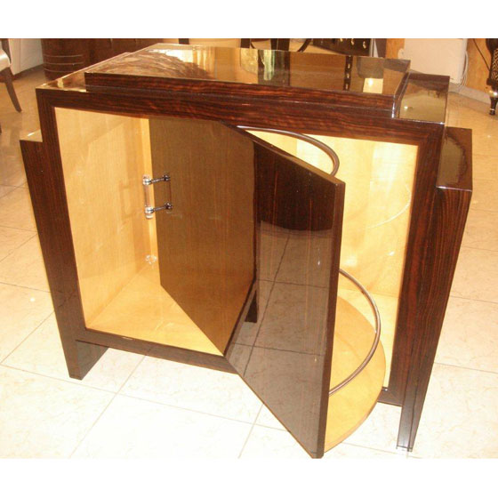 Art deco furniture hifigeny custom furniture for Deco meuble furniture richibucto