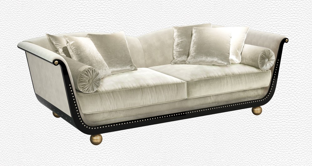 art deco sofas art deco sofa french polyvore thesofa. Black Bedroom Furniture Sets. Home Design Ideas