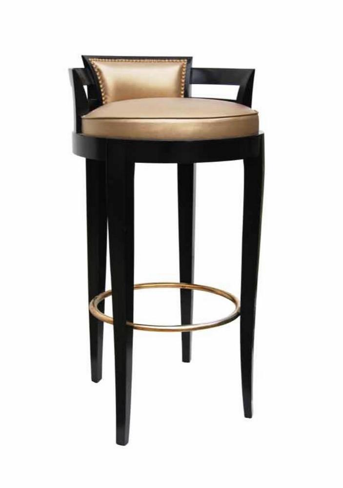 Bar stool ascot bar stool tweed fabric atlantic shopping for Mobilier retro