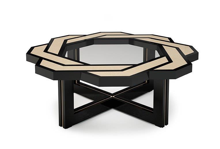 Mobilier art d co meubles sur mesure hifigeny - Table de nuit art deco ...