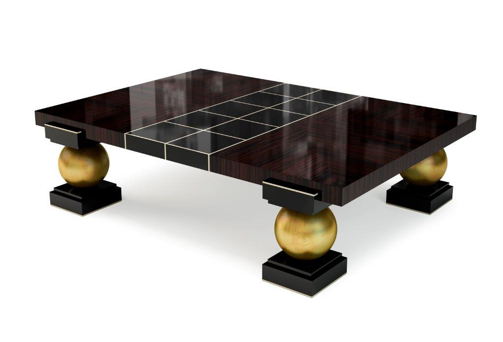 Mobilier art d co meubles sur mesure hifigeny for Art de la table de luxe