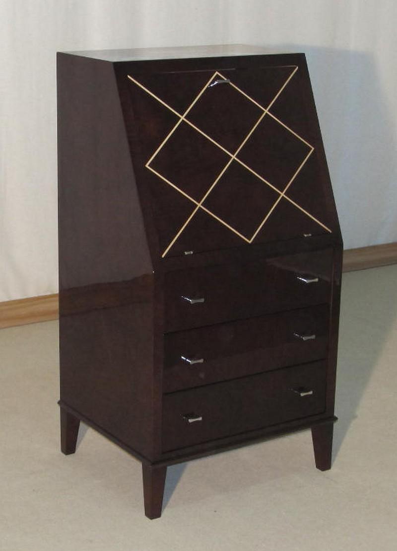 Mobilier art d co meubles sur mesure hifigeny for Bureau secretaire meuble