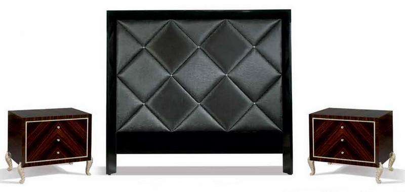 tete de lit treca chantal thomass. Black Bedroom Furniture Sets. Home Design Ideas