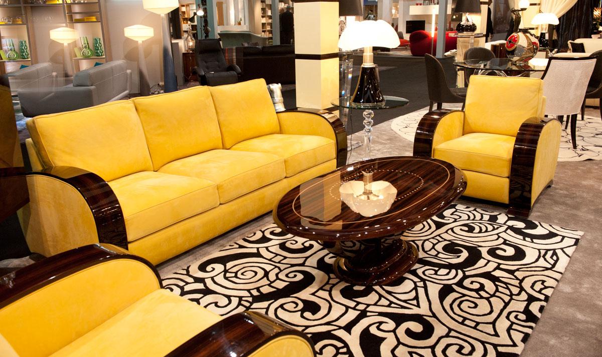 Mobilier art d co meubles sur mesure hifigeny - Salon du mobilier paris ...
