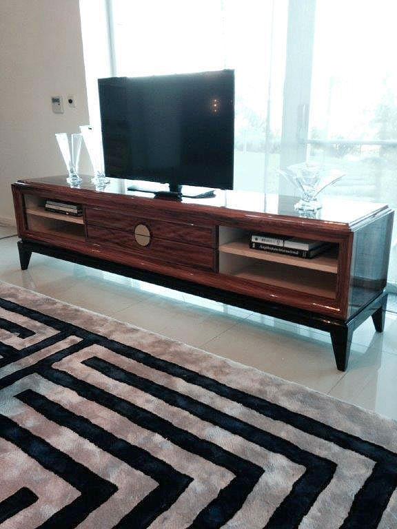 Mobilier art d co meubles sur mesure hifigeny - Deco tv ...