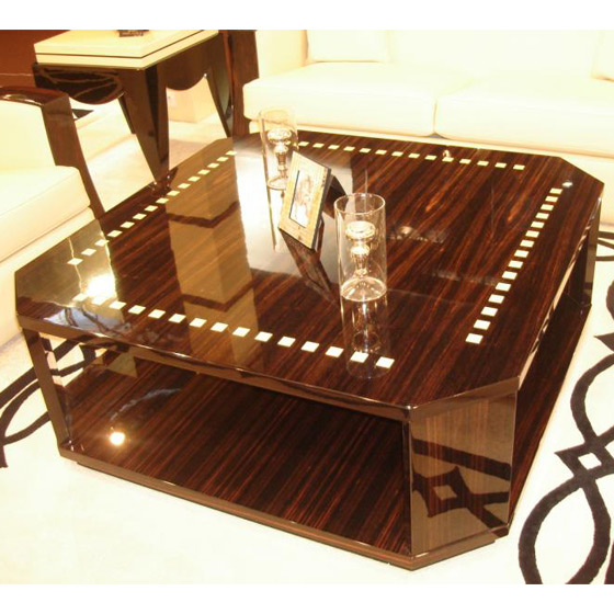 TABLE BASSE ART DECO PARIS