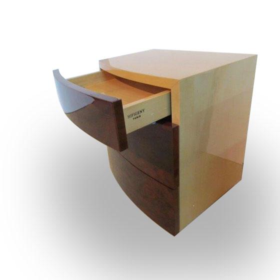 Mobilier art d co meubles sur mesure hifigeny - Table de chevet art deco ...