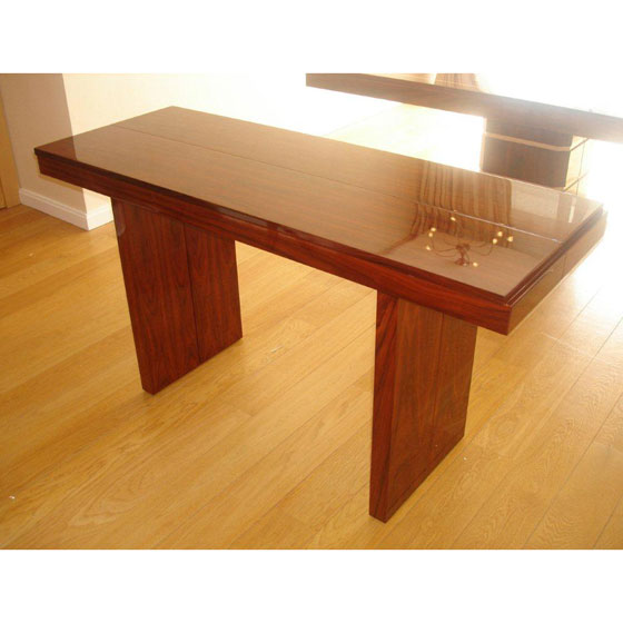 CONSOLE  EXTENSIBLE  ART DECO