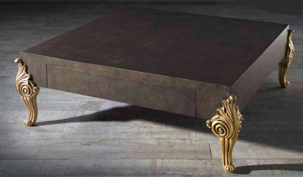 Table Basse Baroque Paris