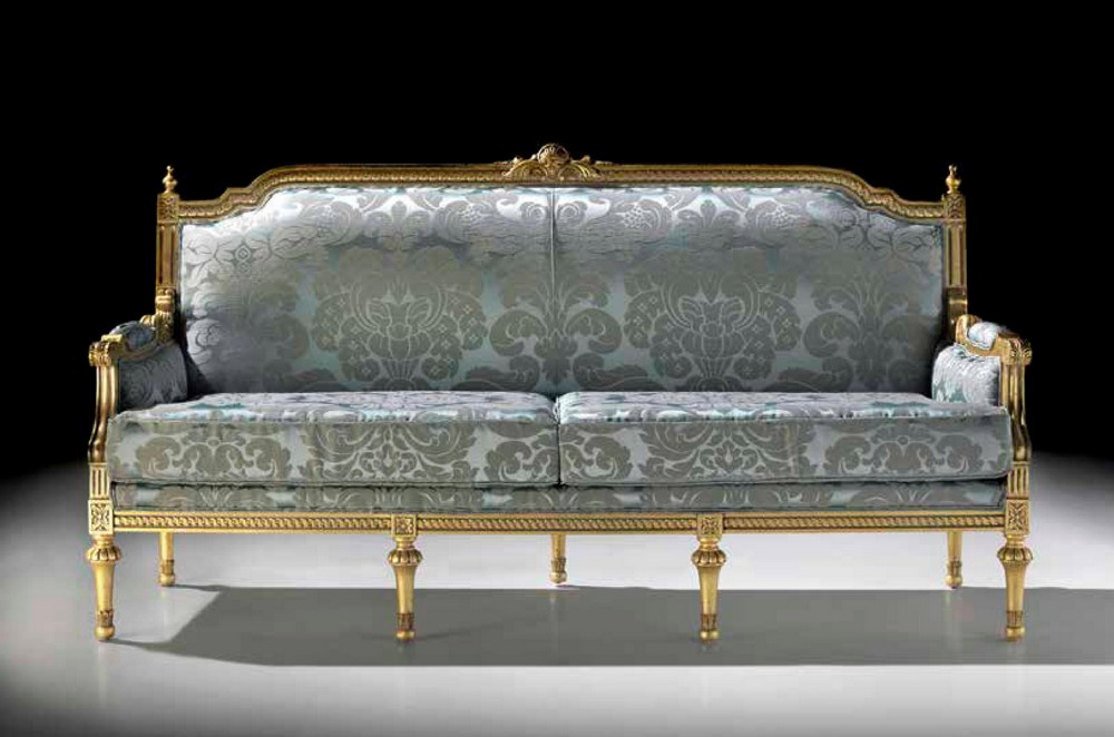 Banquette Louis XVI Paris