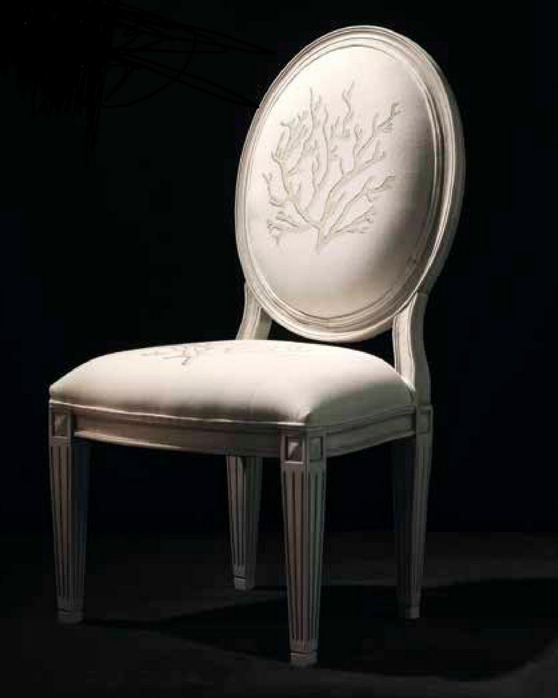 Chaise baroque Paris