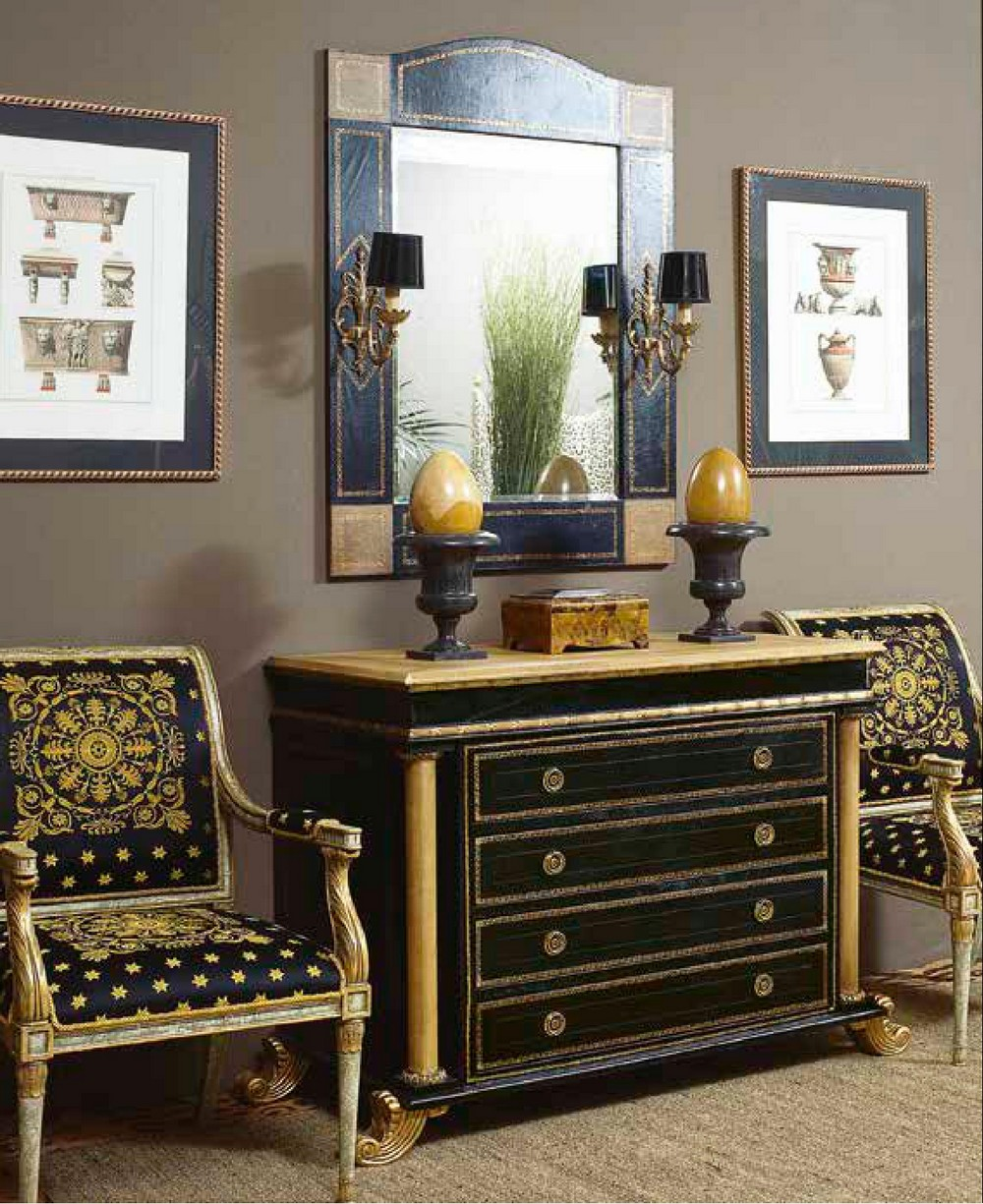 Commode baroque de luxe Paris