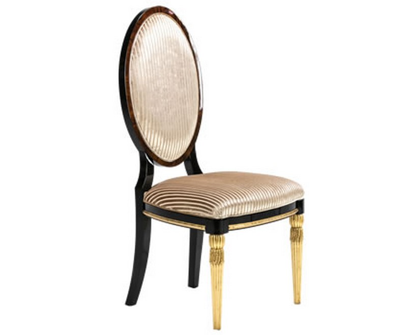Chaise Luxe baroque Paris