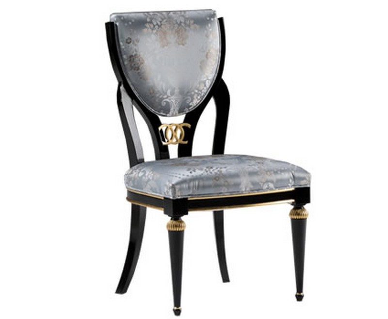 Chaise baroque de luxe Paris