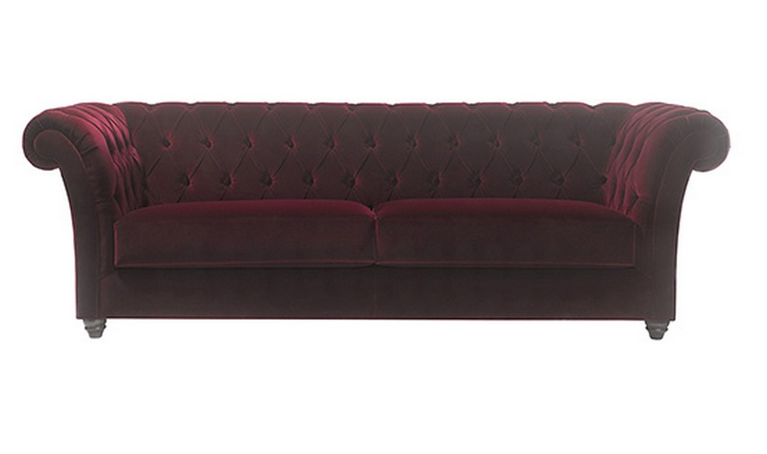 Canapé chesterfield de luxe Paris