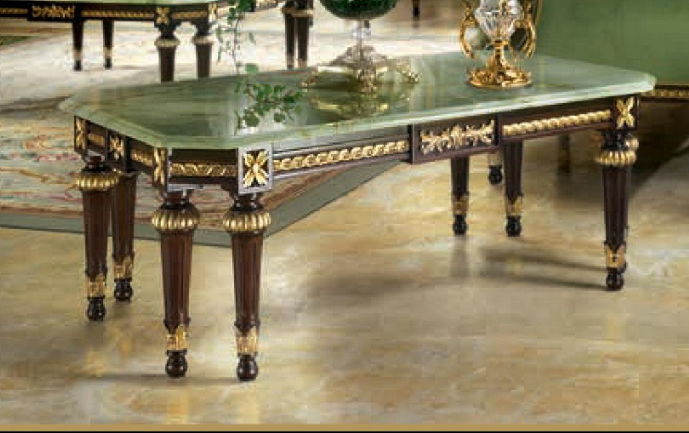Table basse baroque de luxe Paris