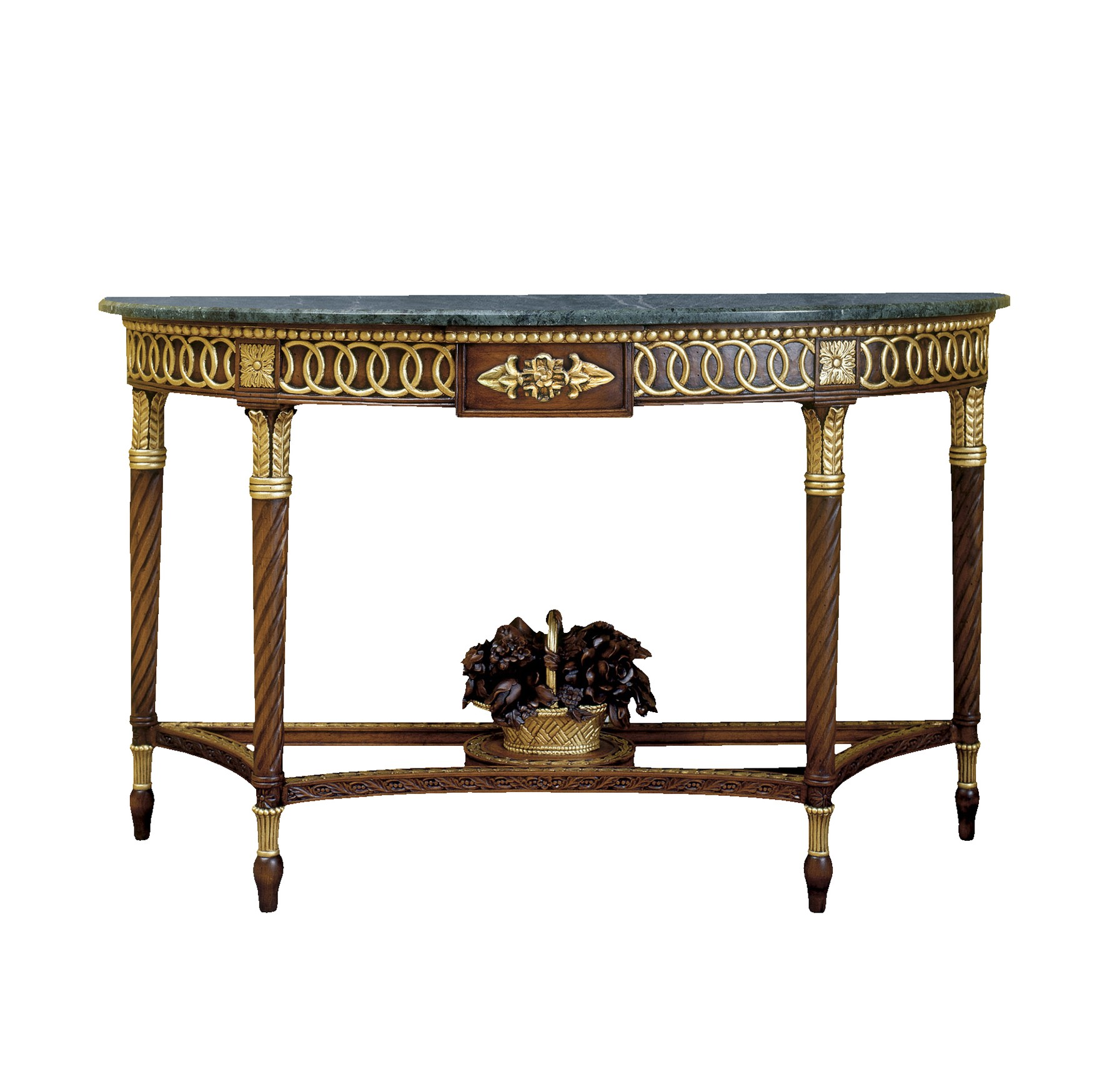 Console baroque Paris