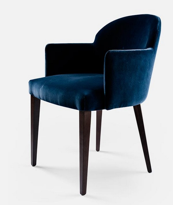 Fauteuil bridge design Paris