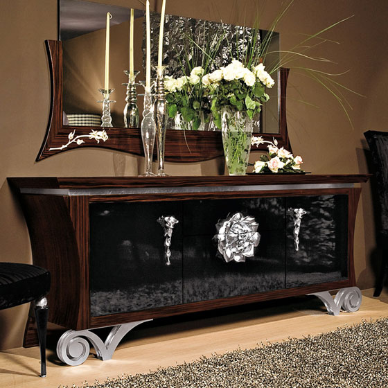 BUFFET CONTEMPORAINS DE LUXE