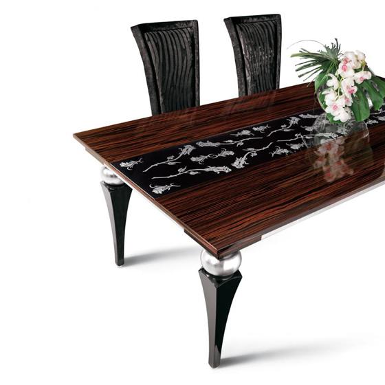 Meubles contemporains meubles sur mesure hifigeny for Art de la table de luxe