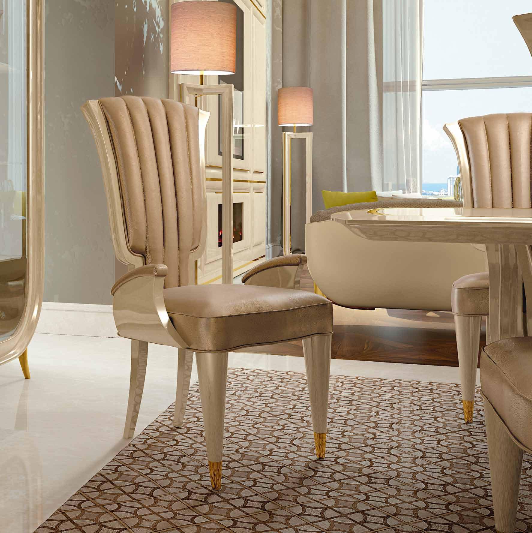 fauteuil contemporain de luxe paris - Luminaire Salle A Manger Contemporain2192