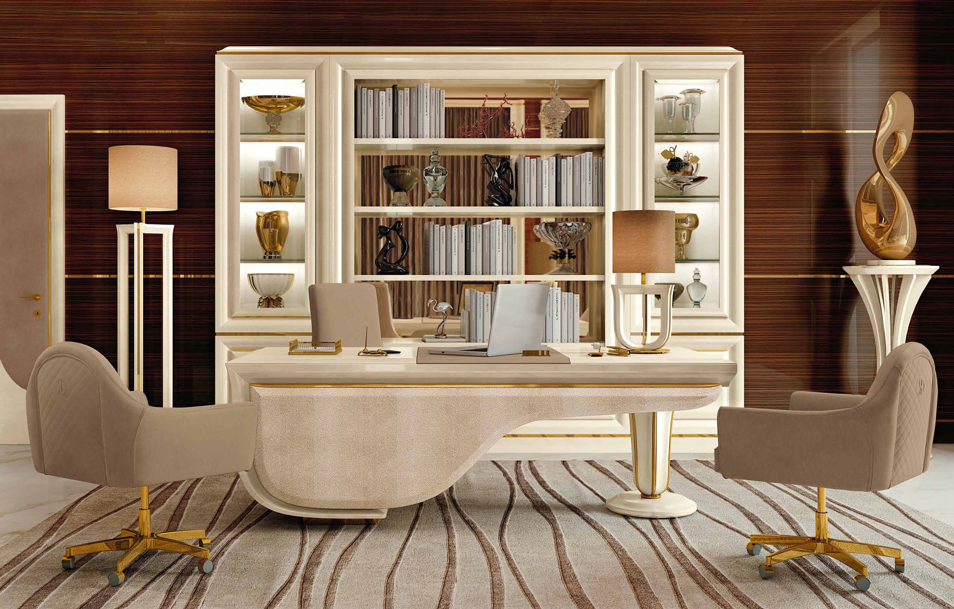 meubles contemporains meubles sur mesure hifigeny. Black Bedroom Furniture Sets. Home Design Ideas