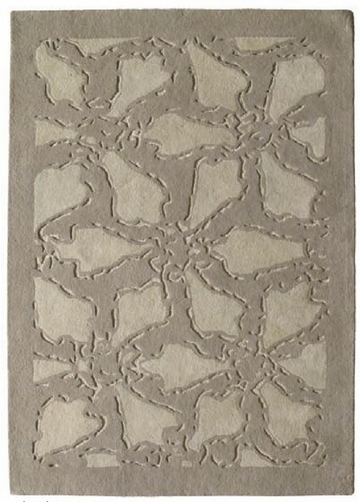 Hanf tufted rug