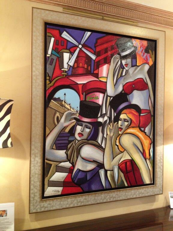Les tableaux et tapis meubles sur mesure hifigeny - Creation tableau deco ...