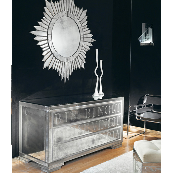 Commode miroir de Luxe Paris