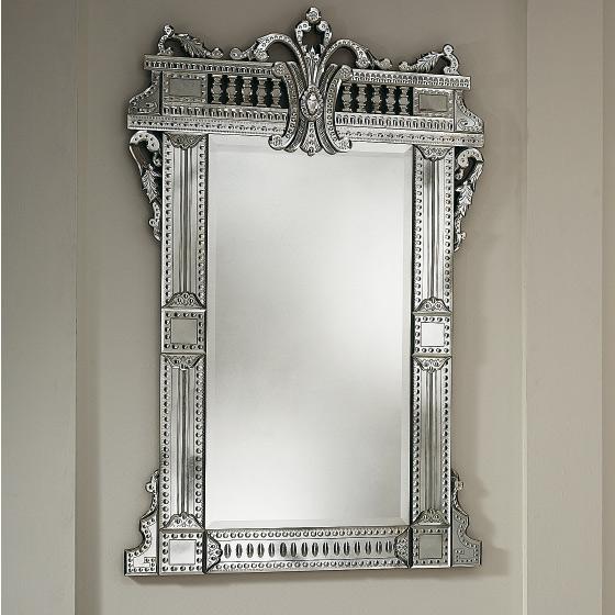 Transparents et miroirs meubles sur mesure hifigeny for Miroir venitien