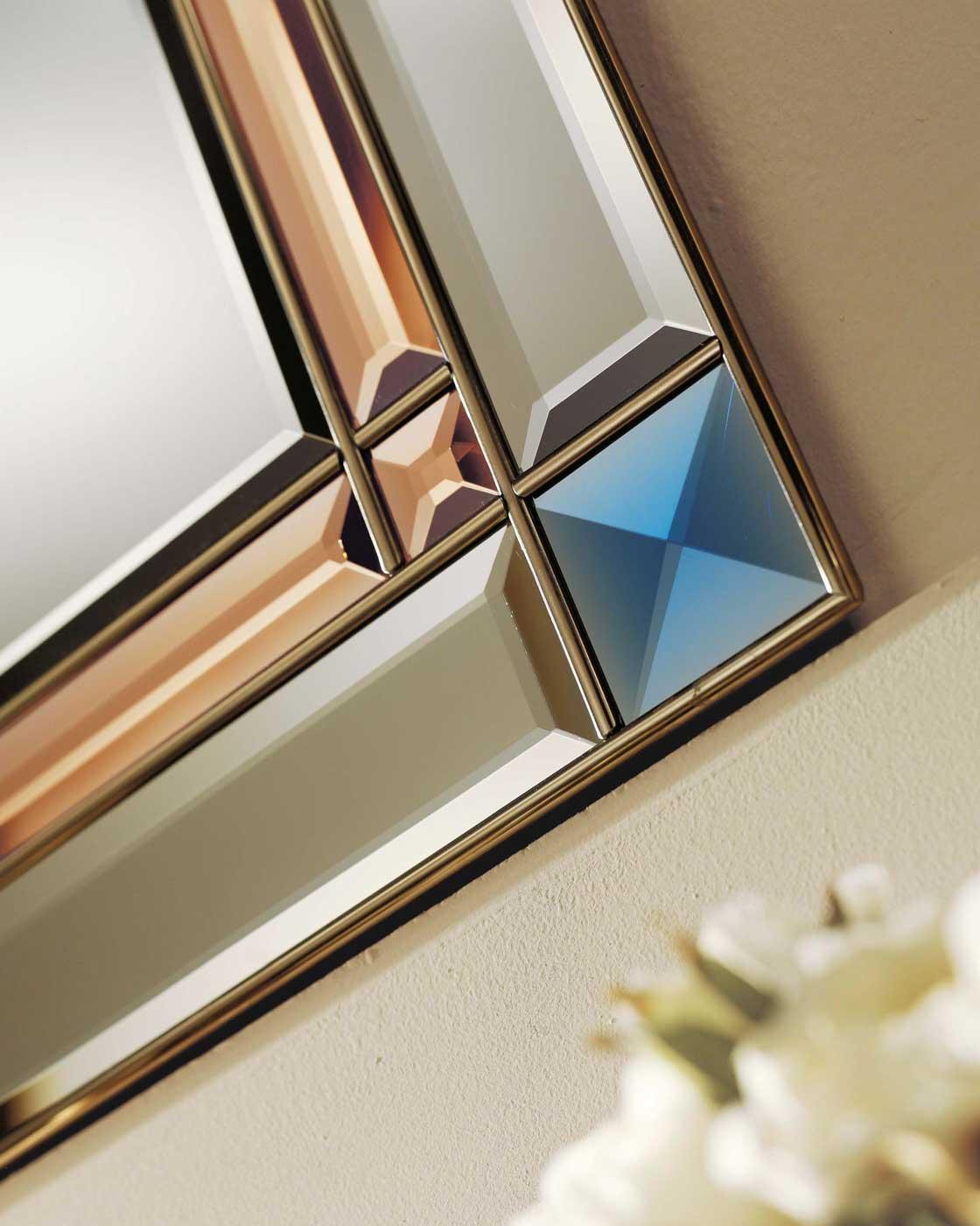 Transparents et miroirs meubles sur mesure hifigeny for Site art et decoration