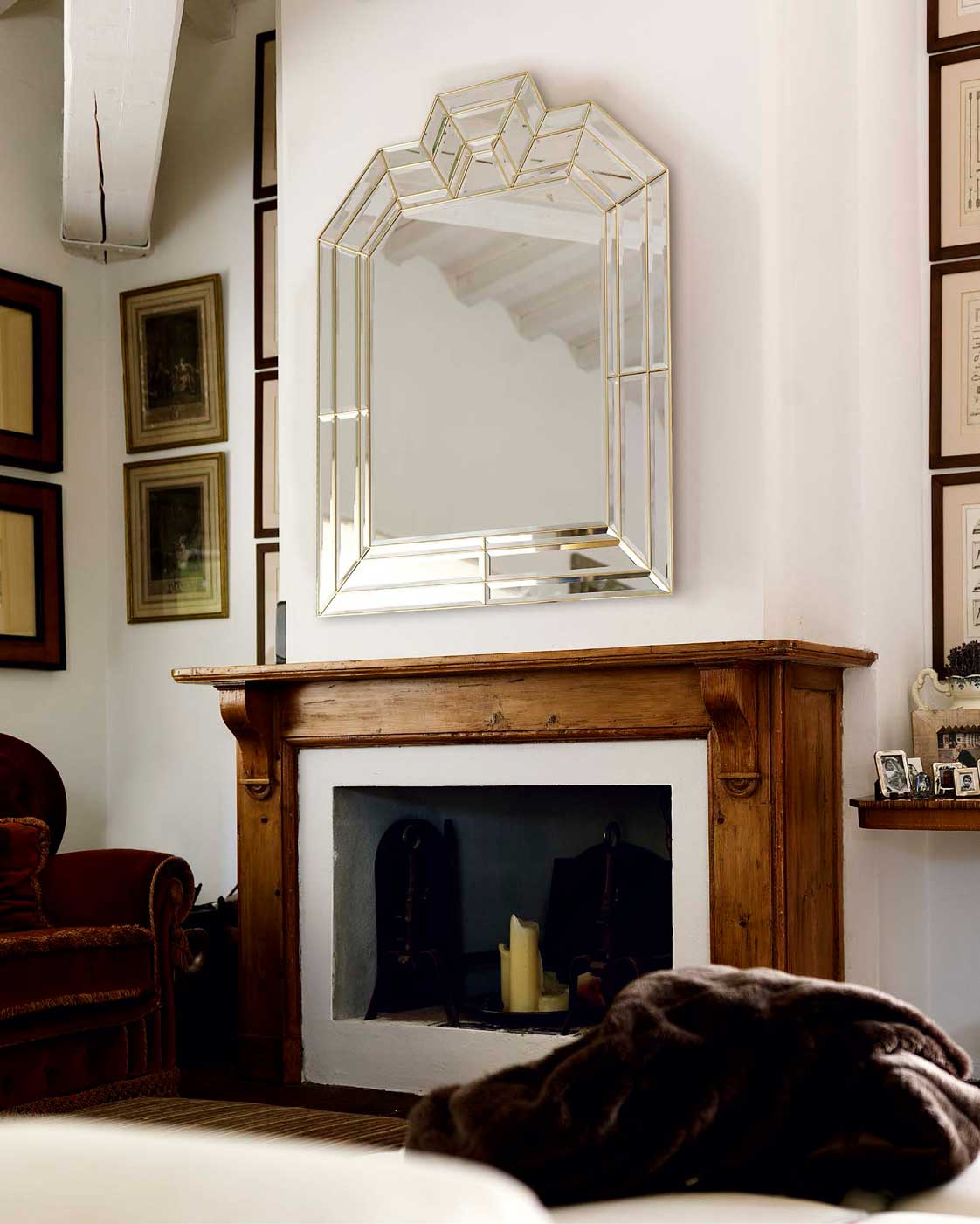 Transparents et Mirrors - Hifigeny Custom Furniture