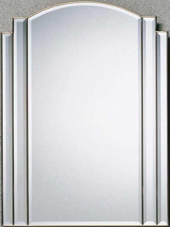 Transparents et miroirs meubles sur mesure hifigeny - Deco miroir muurschildering ...