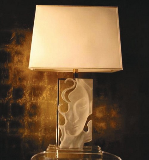 Ref Transpa Lamp