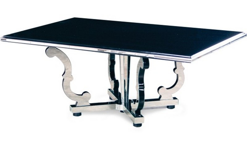 Table basse miroir Paris