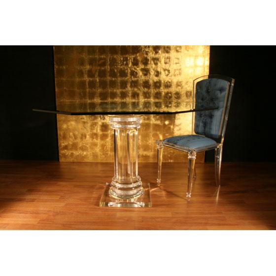 Table repas de salle a manger design rustique bois ou for Quelle table de salle a manger choisir